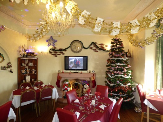 The Commodore Paignton Christmas
